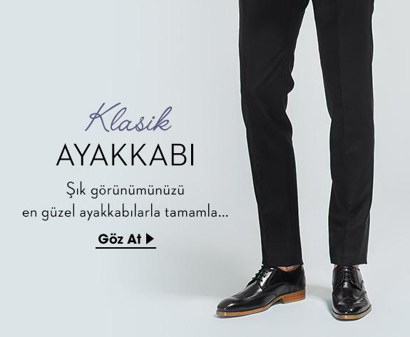 Erkek Klasik Giyim