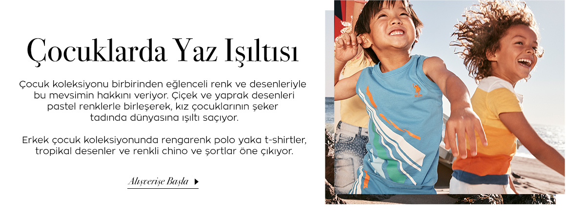 U.S. Polo Assn. Yeni Sezon
