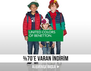 012 Benetton Çocuk