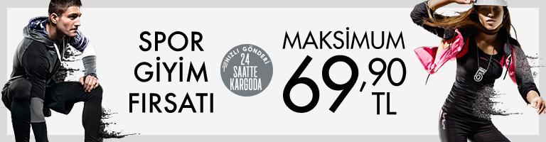 Spor Giyim Max 69,90