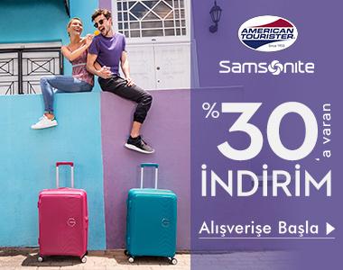 American-Tourister Samsonite