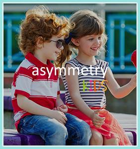Asymmetry Kids