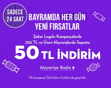 50TL indirim