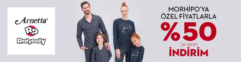 Arnetta & Roly Poly Pijama