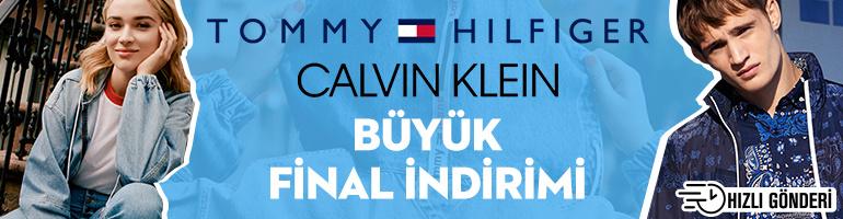 Tommy Hilfiger & Calvin Klein