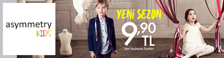 Asymmetry Kids - Yeni Sezon