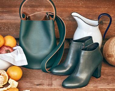 Kadın Ayakkabı Çanta