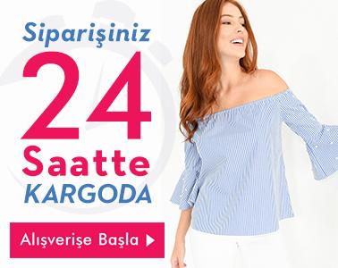 24 Saatte Kargoda