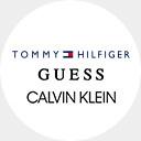 Tommy Hilfiger-Calvin Klein-Guess
