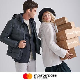 Masterpass™'a Özel 50TL İndirim