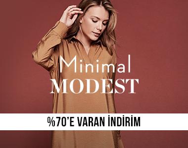 Minimal Modest