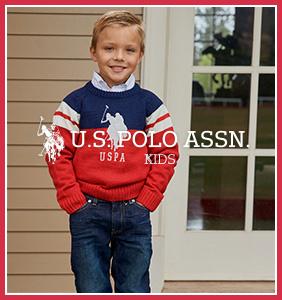 U.S Polo Assn Kids