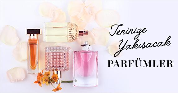 Teninize Yakışacak Kadın Parfümleri
