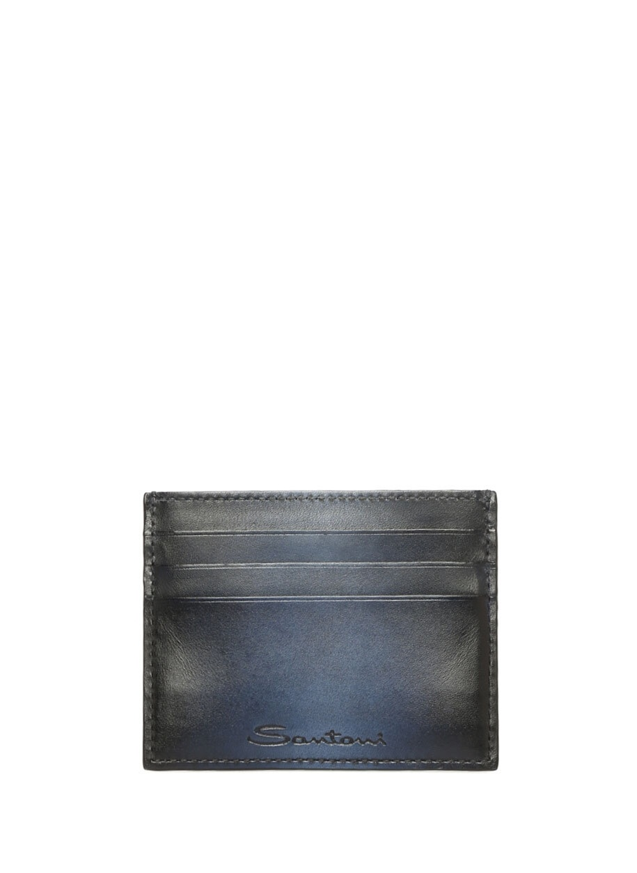 b95752689a570 Santoni Erkek Kartlık Lacivert 101225316001 Fiyatları, Özellikleri ...