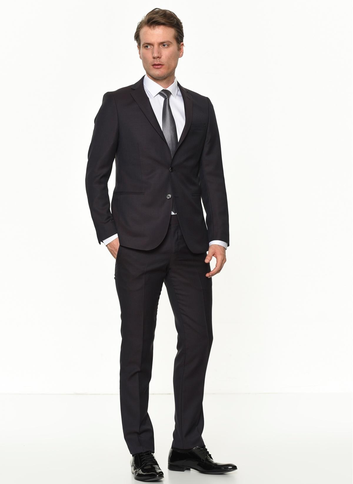 4e3ae5ffead8f Beymen Business Erkek Takım Elbise Bordo 48-6 Beden 5002370802002 Ürün Resmi